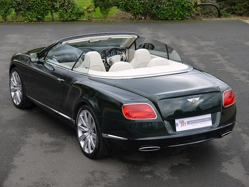 Bentley Continental W12 GTC Mulliner - Large 35
