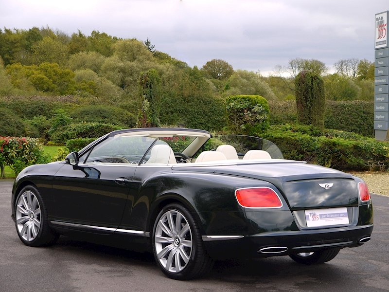 Bentley Continental W12 GTC Mulliner - Large 36