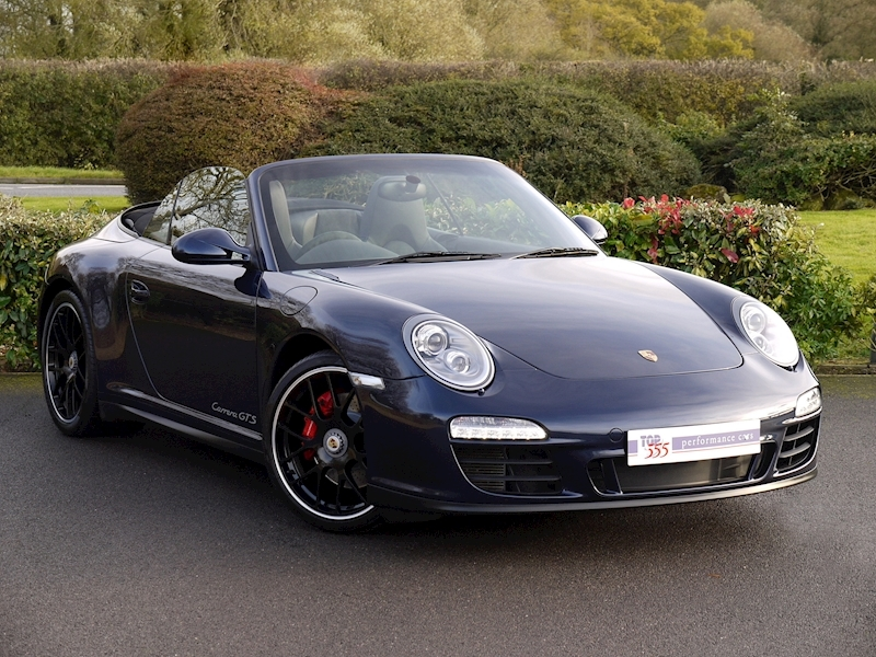 Porsche 911 (997) Carrera GTS 3.8 Cabriolet Manual - Large 22