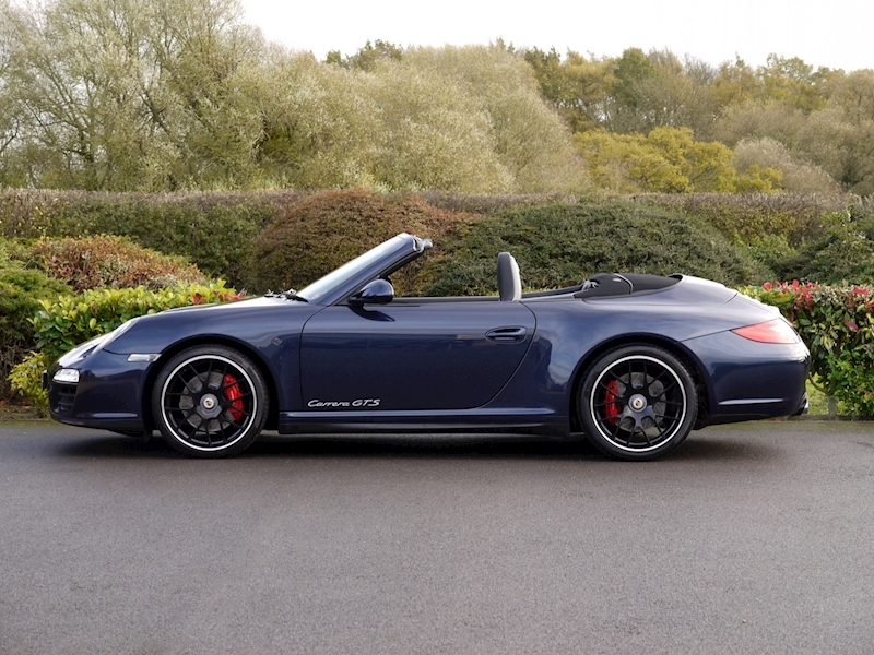 Porsche 911 (997) Carrera GTS 3.8 Cabriolet Manual - Large 3