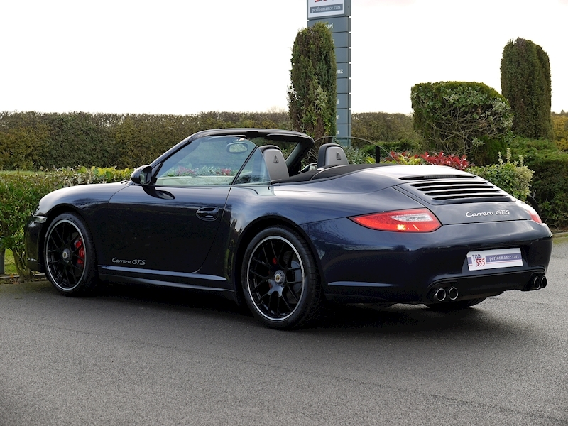 Porsche 911 (997) Carrera GTS 3.8 Cabriolet Manual - Large 9