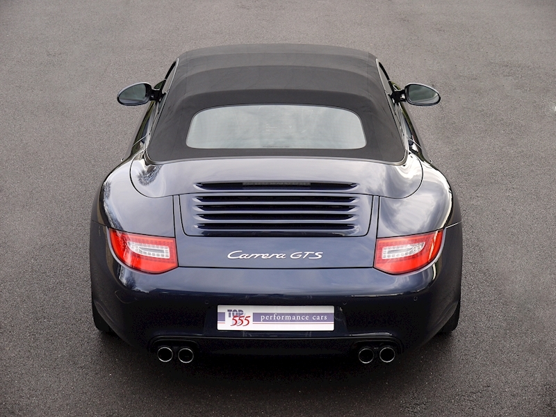 Porsche 911 (997) Carrera GTS 3.8 Cabriolet Manual - Large 14