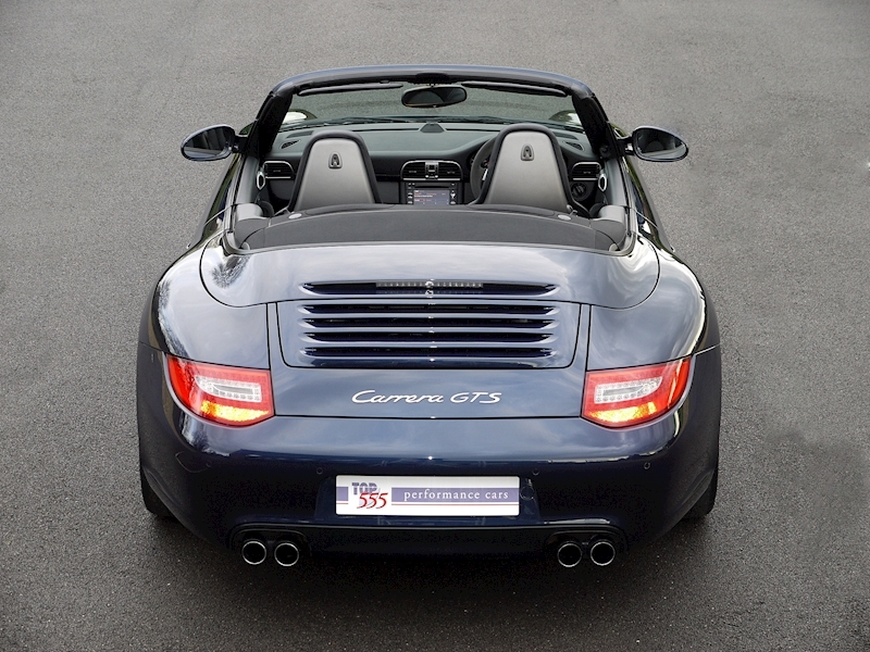 Porsche 911 (997) Carrera GTS 3.8 Cabriolet Manual - Large 17