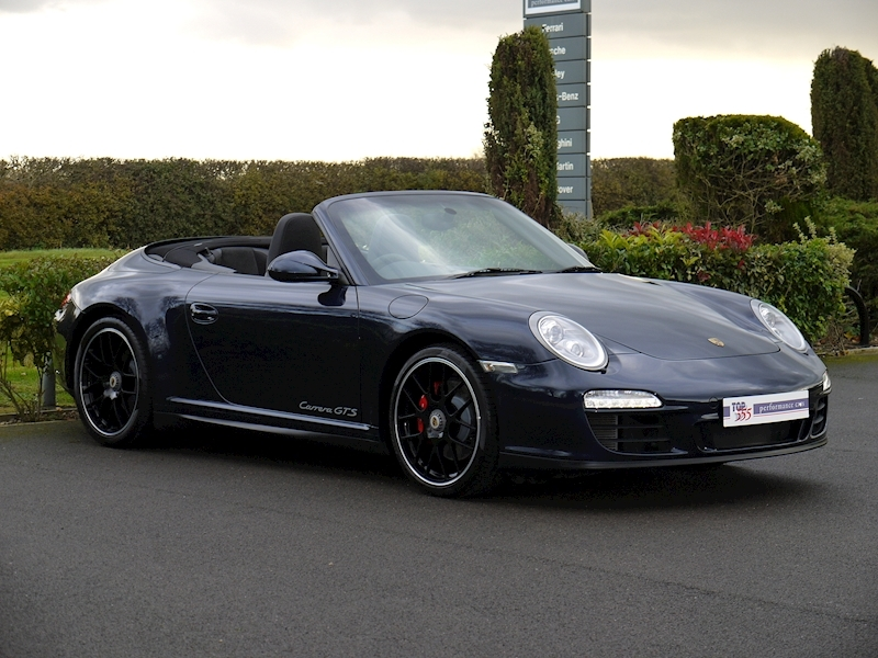 Porsche 911 (997) Carrera GTS 3.8 Cabriolet Manual - Large 18