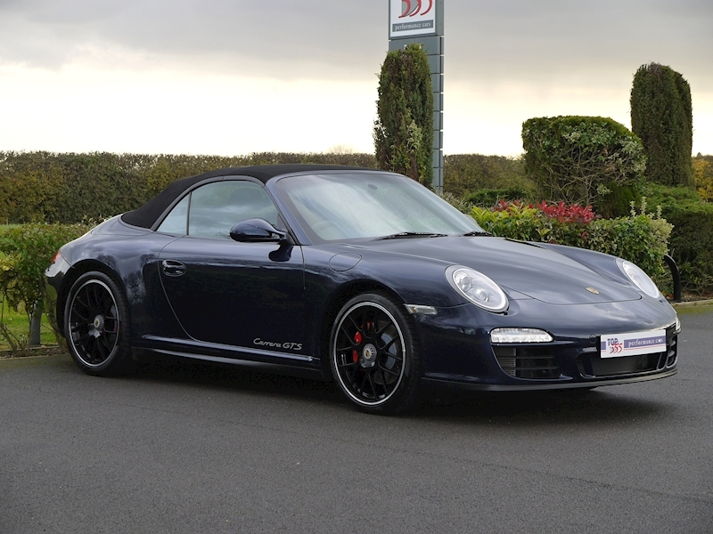 Porsche 911 (997) Carrera GTS 3.8 Cabriolet Manual - Large 20