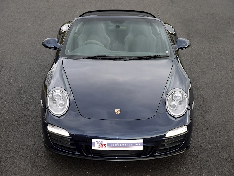 Porsche 911 (997) Carrera GTS 3.8 Cabriolet Manual - Large 21