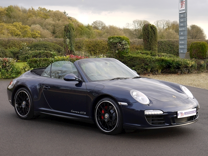 Porsche 911 (997) Carrera GTS 3.8 Cabriolet Manual - Large 28