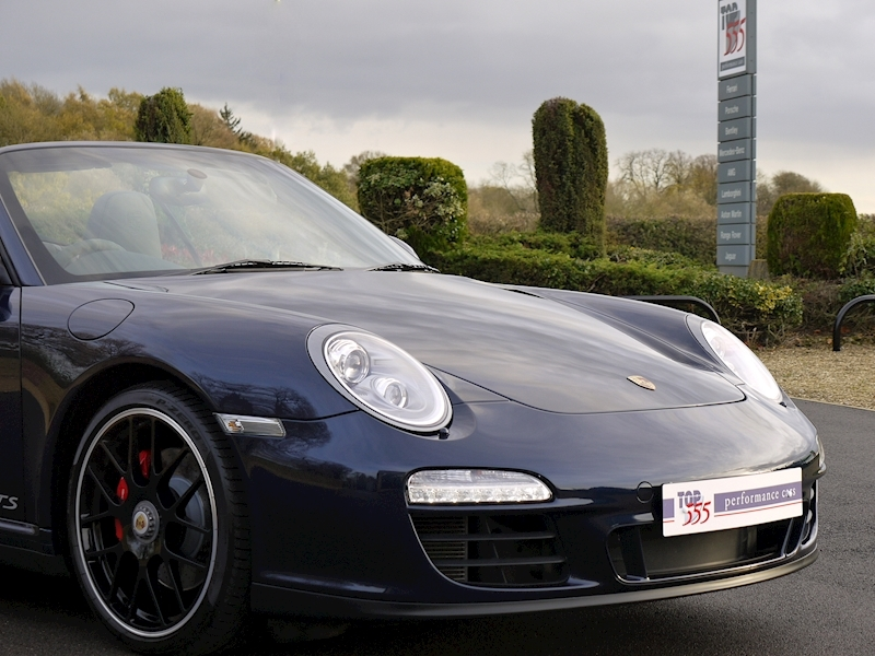 Porsche 911 (997) Carrera GTS 3.8 Cabriolet Manual - Large 29