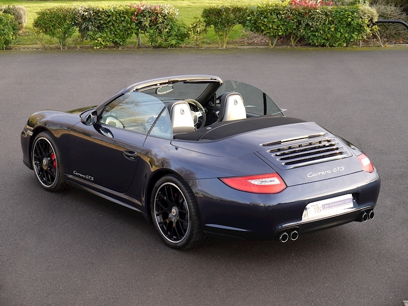 Porsche 911 (997) Carrera GTS 3.8 Cabriolet Manual - Large 31
