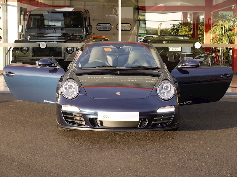 Porsche 911 (997) Carrera GTS 3.8 Cabriolet Manual - Large 33