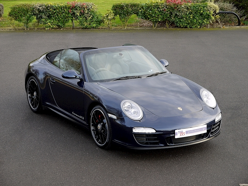 Porsche 911 (997) Carrera GTS 3.8 Cabriolet Manual - Large 0