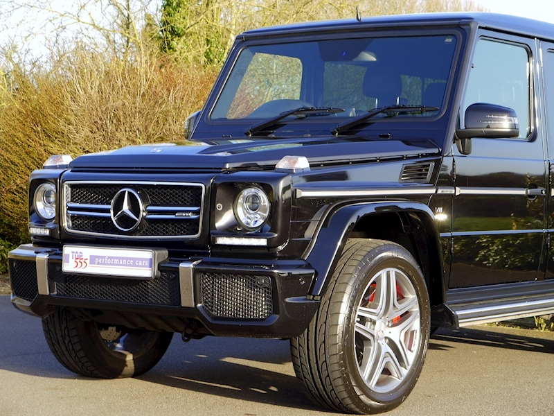 Mercedes G63 AMG 5.5 Bi-Turbo - Large 12