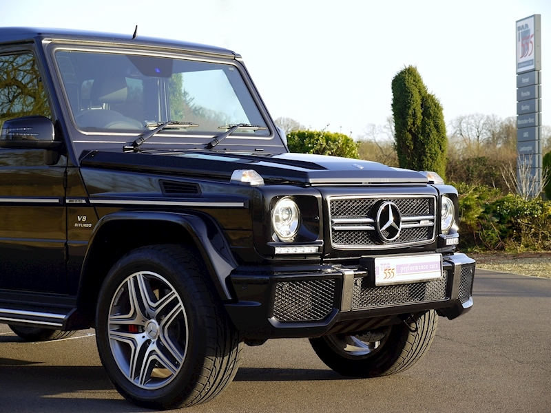 Mercedes G63 AMG 5.5 Bi-Turbo - Large 21
