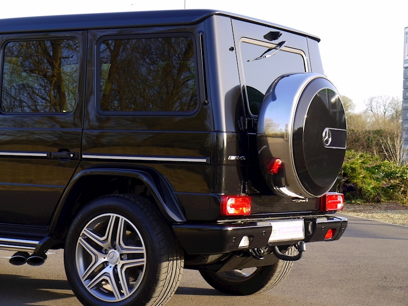 Mercedes G63 AMG 5.5 Bi-Turbo - Large 23
