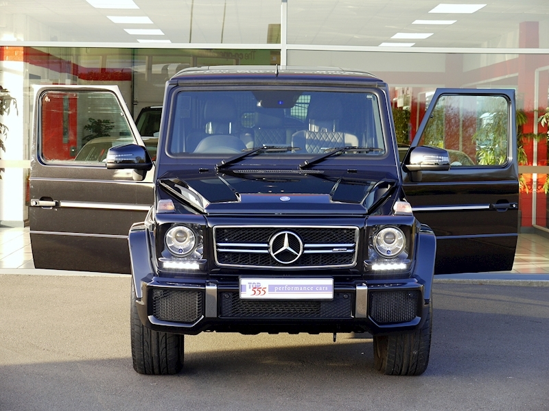 Mercedes G63 AMG 5.5 Bi-Turbo - Large 24