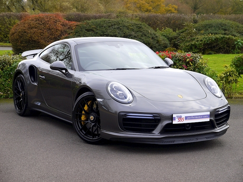 Porsche 911 (991.2) Turbo S Coupe 3.8 PDK - Large 23