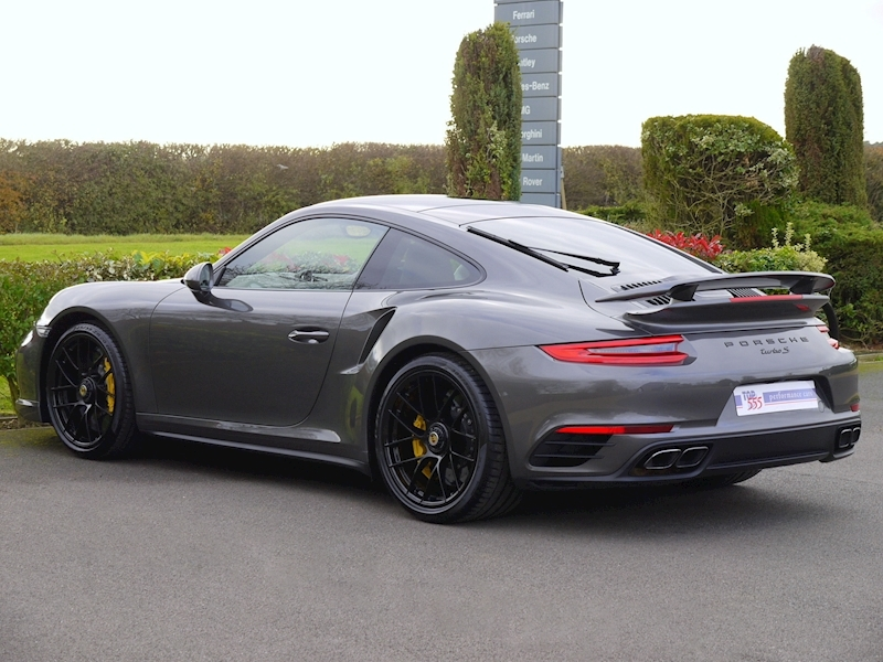 Porsche 911 (991.2) Turbo S Coupe 3.8 PDK - Large 12