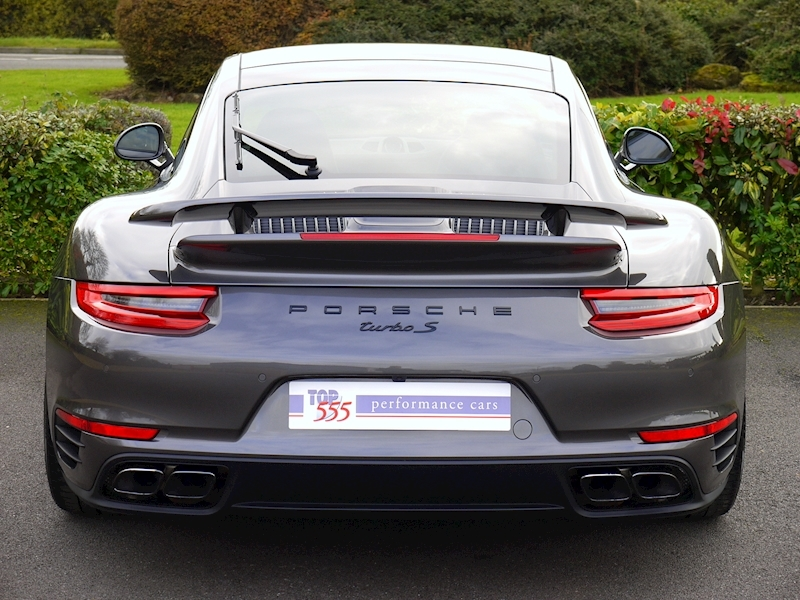 Porsche 911 (991.2) Turbo S Coupe 3.8 PDK - Large 17