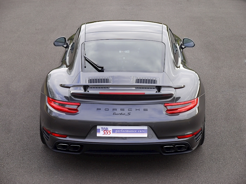 Porsche 911 (991.2) Turbo S Coupe 3.8 PDK - Large 18