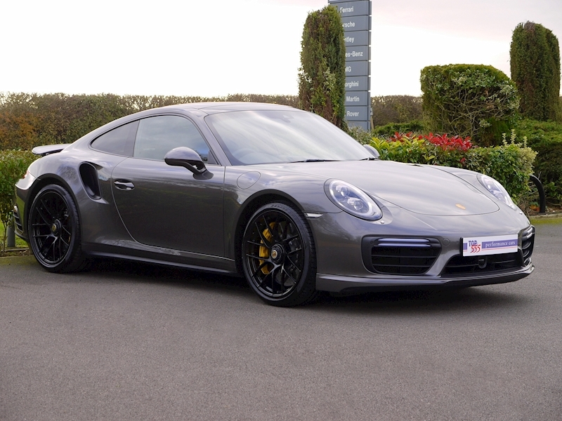 Porsche 911 (991.2) Turbo S Coupe 3.8 PDK - Large 19