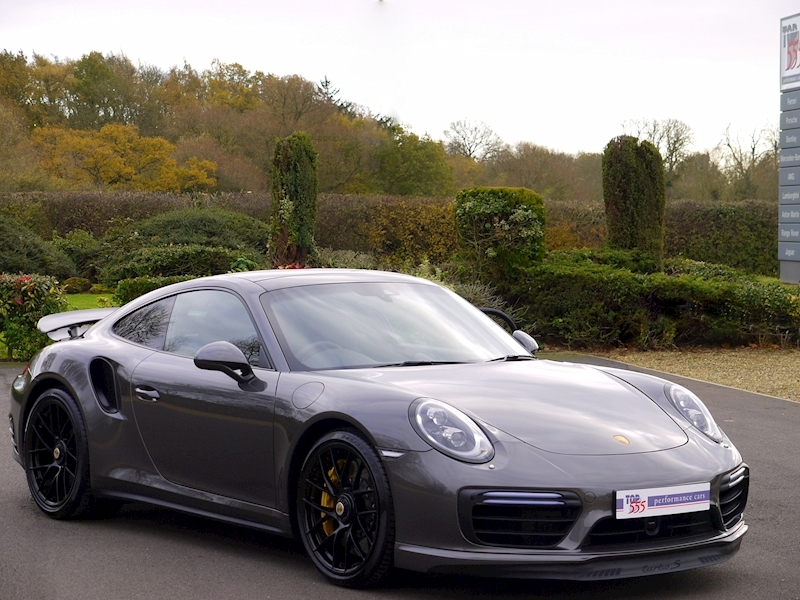 Porsche 911 (991.2) Turbo S Coupe 3.8 PDK - Large 31