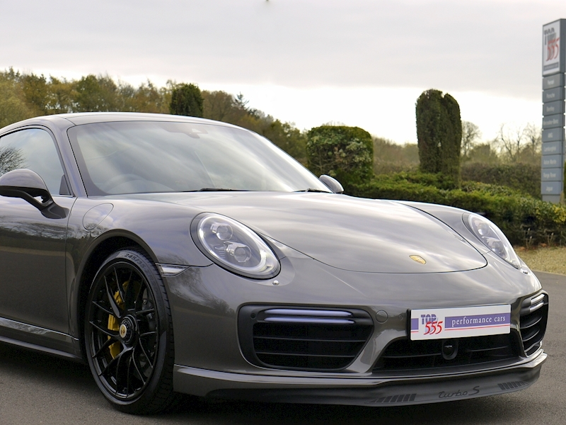 Porsche 911 (991.2) Turbo S Coupe 3.8 PDK - Large 32
