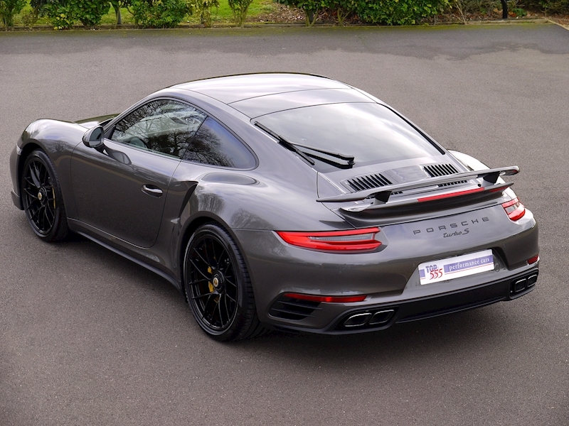 Porsche 911 (991.2) Turbo S Coupe 3.8 PDK - Large 33