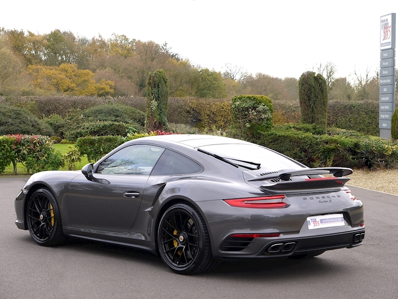Porsche 911 (991.2) Turbo S Coupe 3.8 PDK - Large 34