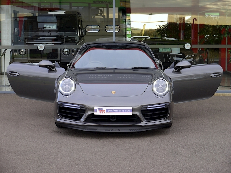 Porsche 911 (991.2) Turbo S Coupe 3.8 PDK - Large 36