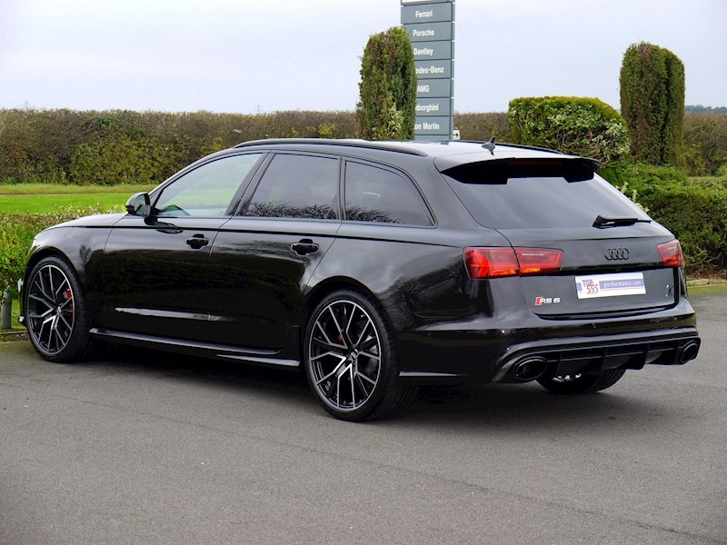 Audi RS6 Avant Performance 4.0 TFSI Quattro - Large 13