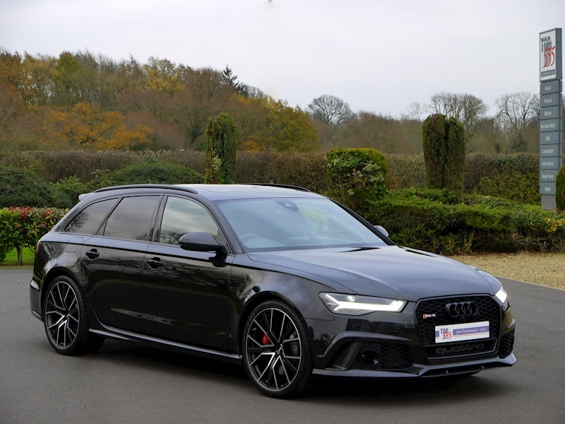 Audi RS6 Avant Performance 4.0 TFSI Quattro - Large 34