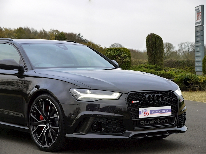 Audi RS6 Avant Performance 4.0 TFSI Quattro - Large 35