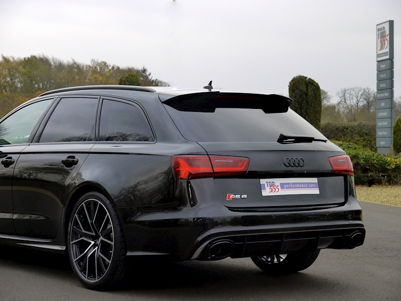 Audi RS6 Avant Performance 4.0 TFSI Quattro - Large 38