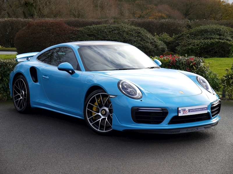 Porsche 911 (991.2) Turbo S 3.8 Coupe PDK - Large 28