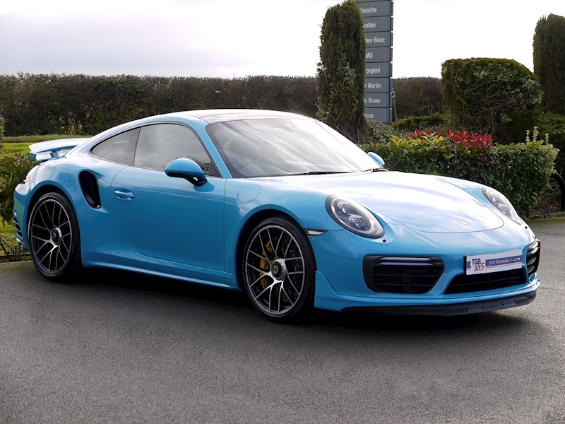 Porsche 911 (991.2) Turbo S 3.8 Coupe PDK - Large 21