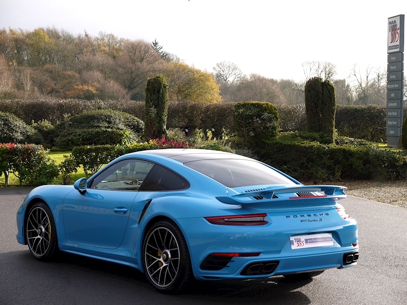 Porsche 911 (991.2) Turbo S 3.8 Coupe PDK - Large 38