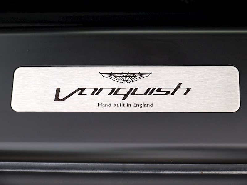 Aston Martin Vanquish Coupe Touchtronic II - Large 9