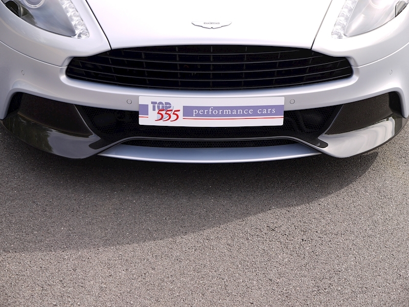 Aston Martin Vanquish Coupe Touchtronic II - Large 27