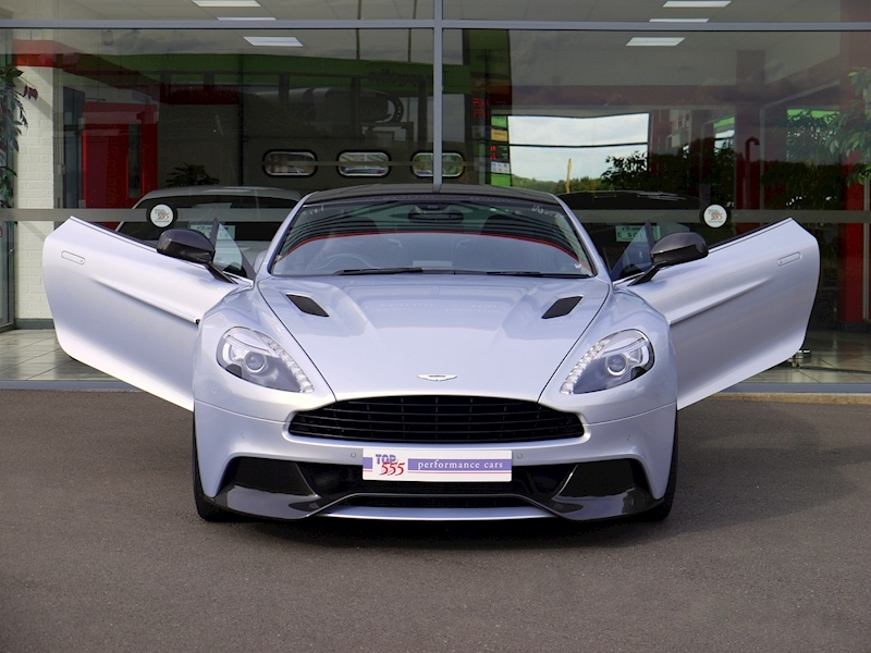 Aston Martin Vanquish Coupe Touchtronic II - Large 43