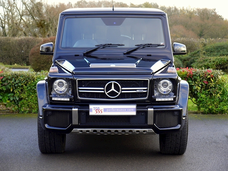 Mercedes G63 AMG 5.5 Bi-Turbo - Edition 463 Options - Large 25