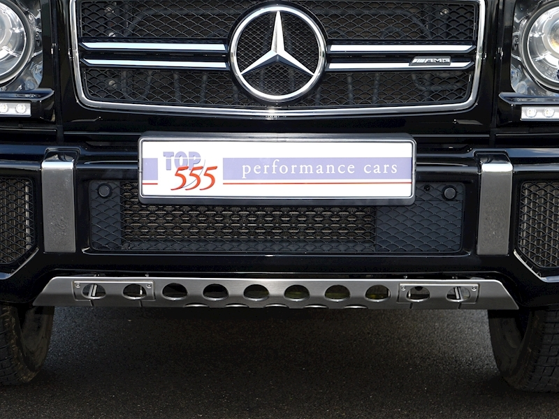 Mercedes G63 AMG 5.5 Bi-Turbo - Edition 463 Options - Large 26