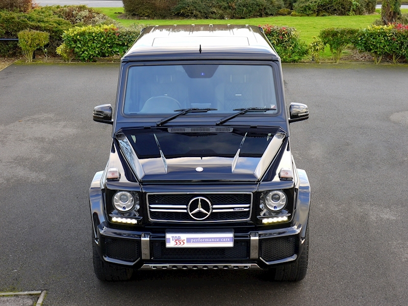 Mercedes G63 AMG 5.5 Bi-Turbo - Edition 463 Options - Large 27