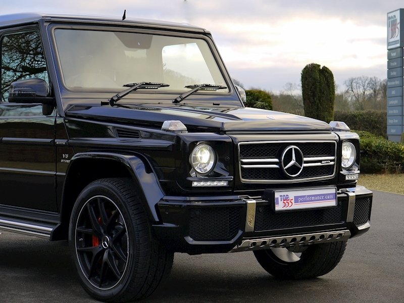 Mercedes G63 AMG 5.5 Bi-Turbo - Edition 463 Options - Large 35