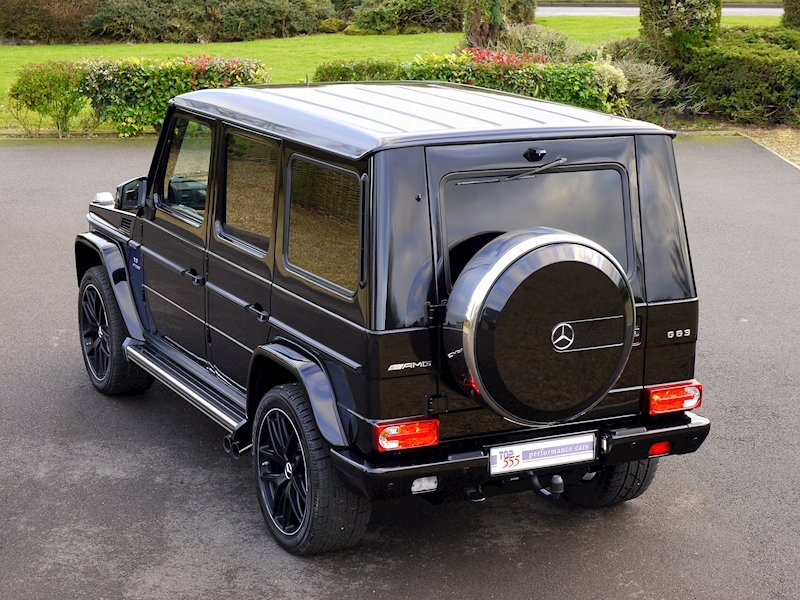 Mercedes G63 AMG 5.5 Bi-Turbo - Edition 463 Options - Large 36