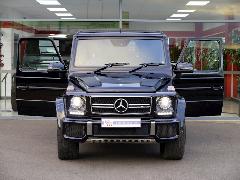 Mercedes G63 AMG 5.5 Bi-Turbo - Edition 463 Options - Large 39