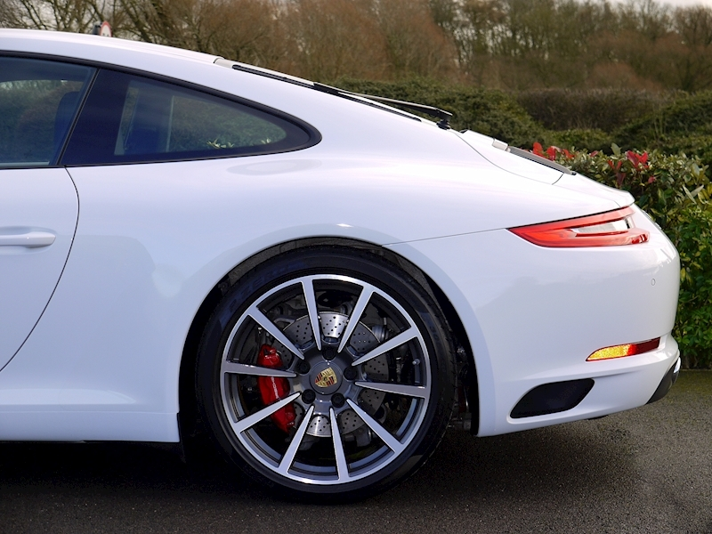 Porsche 911 (991.2) Carrera S 3.0 Coupe PDK - Large 3