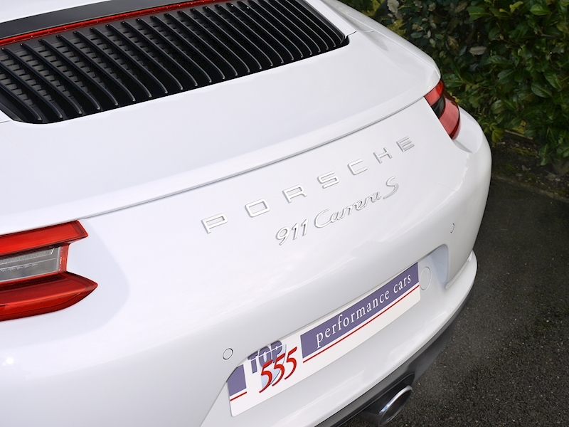 Porsche 911 (991.2) Carrera S 3.0 Coupe PDK - Large 7