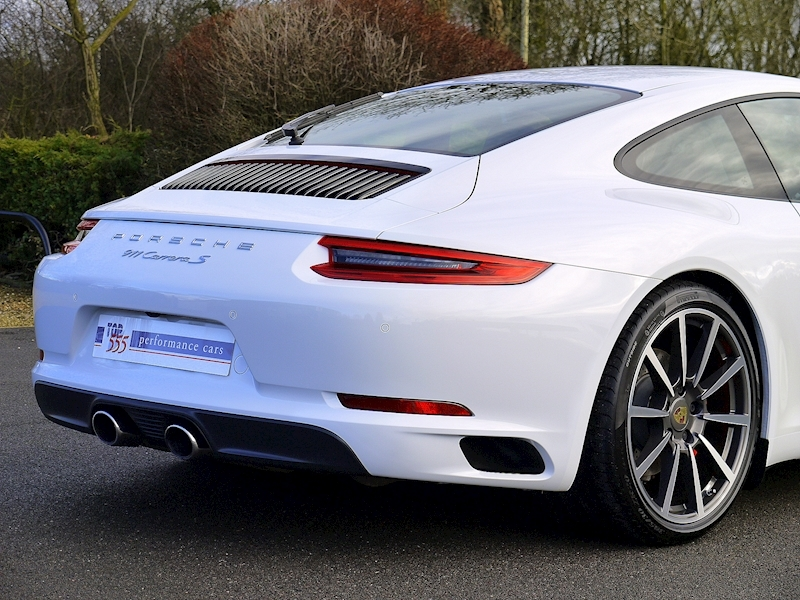 Porsche 911 (991.2) Carrera S 3.0 Coupe PDK - Large 9