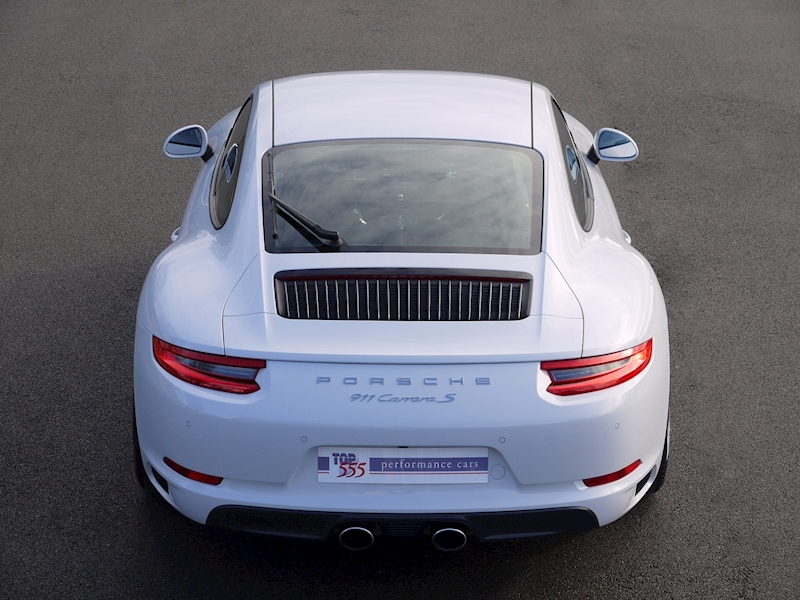 Porsche 911 (991.2) Carrera S 3.0 Coupe PDK - Large 12