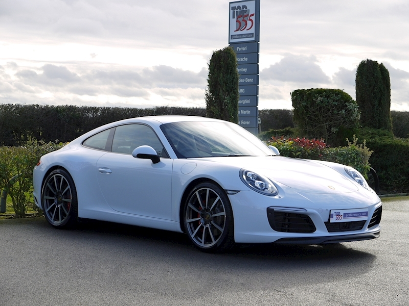 Porsche 911 (991.2) Carrera S 3.0 Coupe PDK - Large 14